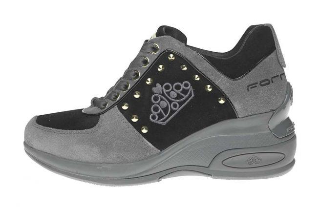 Scarpe da ginnastica tallone rialzato Fornarina scarpe autunno inverno 2015