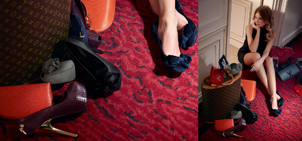 Scarpe donna Louis Vuitton