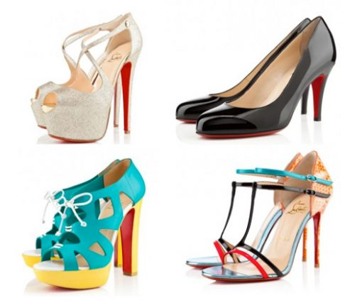 Scarpe estate 2013 Christian Louboutin