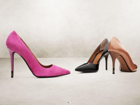 Scarpe Fendi collezione primavera estate 2013