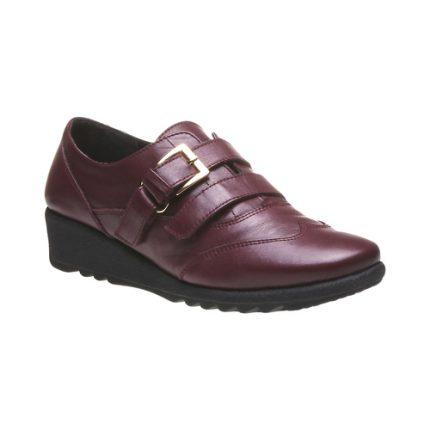 Scarpe in pelle con fibbia Bata scarpe autunno inverno 2015