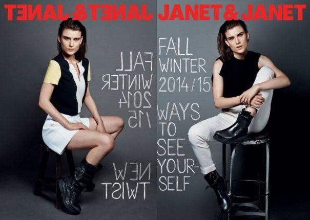 Scarpe Janet & Janet autunno inverno 2014 2015