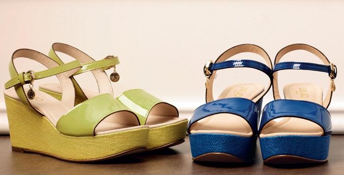 Scarpe Liu Jo collezione primavera estate 2013