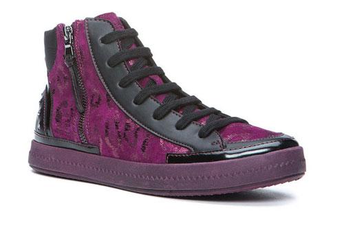 Scarpe sportive con zip Geox scarpe autunno inverno