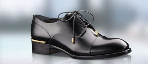 Scarpe stringate derby Louis Vuitton