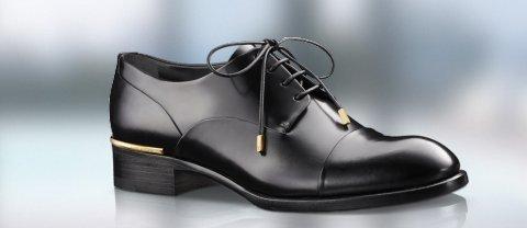 Scarpe stringate derby Louis Vuitton