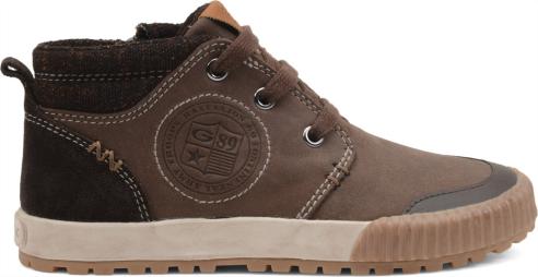 Scarponcini camoscio Geox scarpe autunno inverno