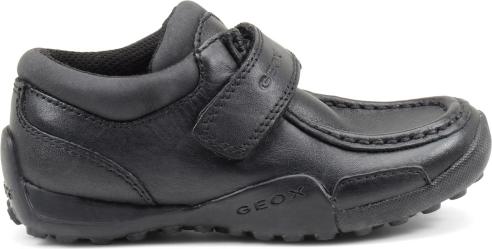 Scarponcini in pelle Geox scarpe autunno inverno