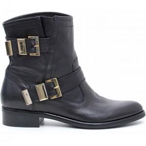 Scarponcini Nero Giardini scarpe autunno inverno 2015