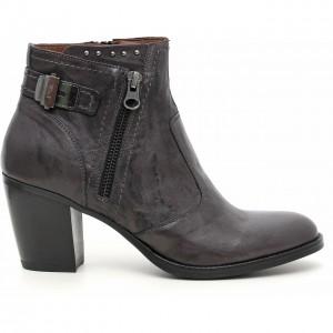 Scarponcino donna Nero Giardini scarpe autunno inverno 2015