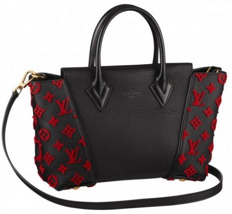 Shopper a quadri Louis Vuitton