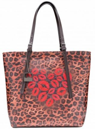 Shopper animalier Caleidos