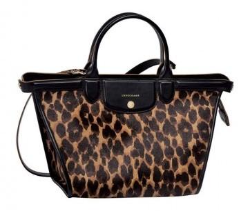 Shopper animalier Longchamp