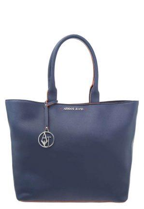 Shopper Armani Jeans autunno inverno 2017 blu