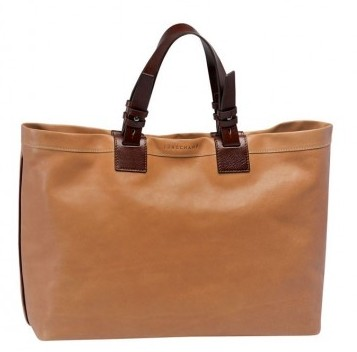 Shopper beige Longchamp