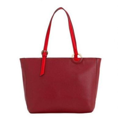 Shopper bordeaux Carpisa autunno inverno 2017