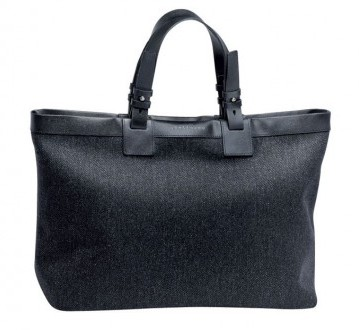 Shopper denim Longchamp