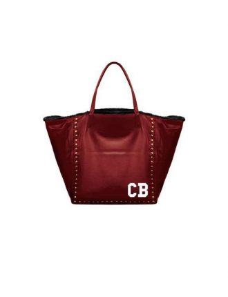Shopper in pelliccia Mia Bag Mia Bag autunno inverno 2017