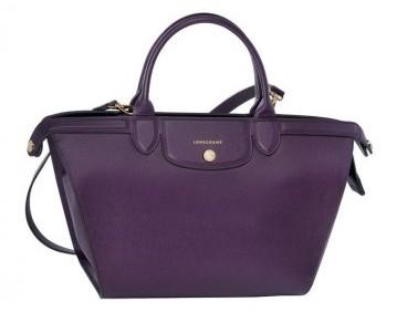 Shopper Longchamp viola