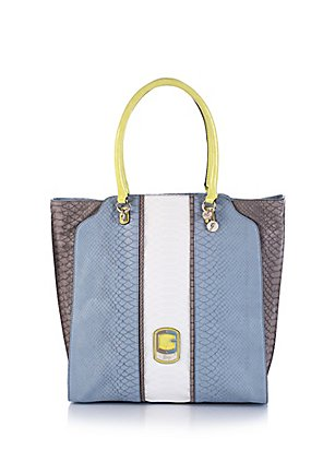 Shopper multicolore Guess autunno inverno 2013 2014