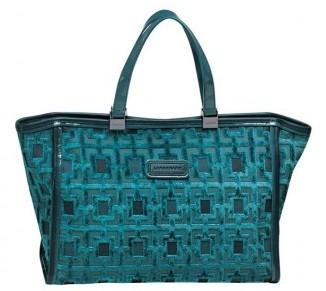 Shopper verde Longchamp