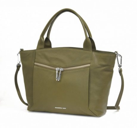 Shopping bag verde Mandarina Duck