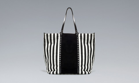 Shopping bag Zara primavera estate 2013
