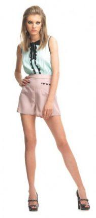 Shorts a vita alta Fornarina primavera estate 2013