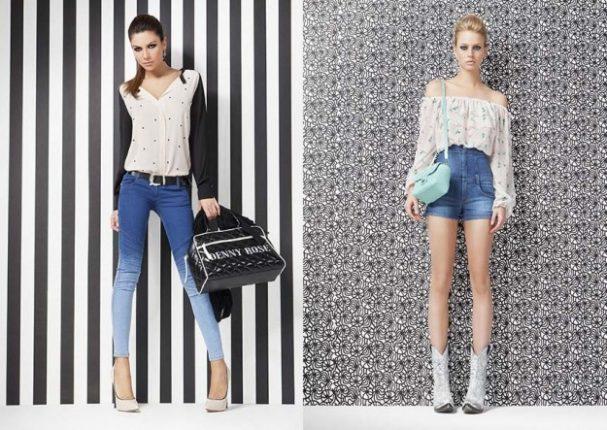 Shorts e jeans Denny Rose primavera estate 2013