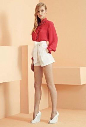 Shorts Elisabetta Franchi primavera estate
