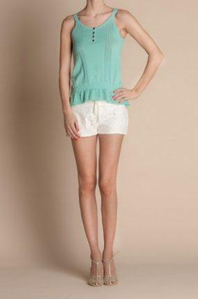 Shorts in pizzo Atelier Fix Design primavera estate