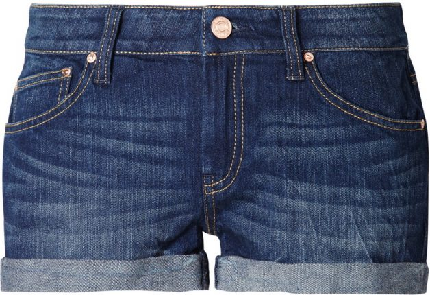 Shorts jeans Mango