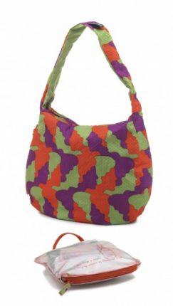 Shoulde bag astratta Mandarina Duck