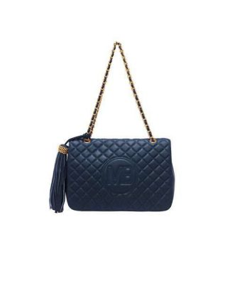 Shoulder bag blu Mia Bag autunno inverno 2017