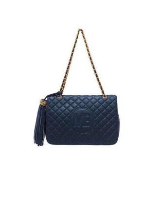 Shoulder bag blu Mia Bag autunno inverno 2017