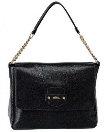 Shoulder bag nera Longchamp