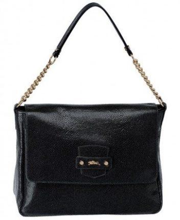 Shoulder bag nera Longchamp