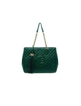 Shoulder bag verde Mia Bag autunno inverno 2017
