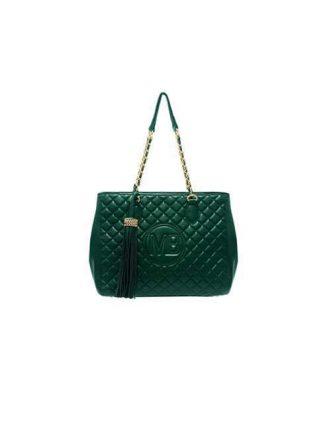 Shoulder bag verde Mia Bag autunno inverno 2017