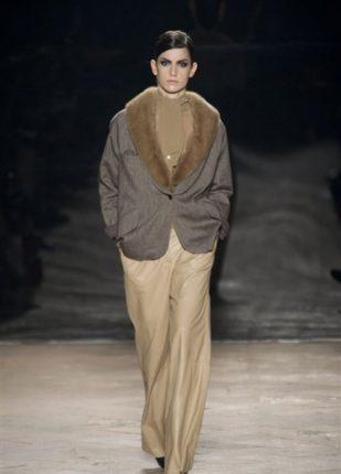 Simonetta Ravizza collezione autunno inverno 2013 2014 giacca