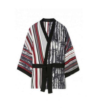 Sisley giacca kimono Sisley autunno inverno 2017