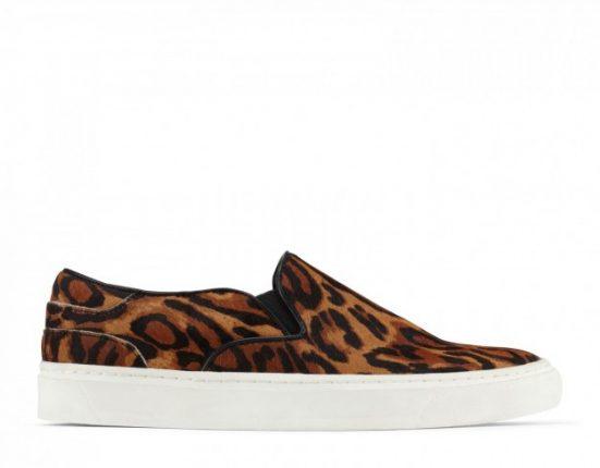 Slip on sneakers maculate Aldo scarpe autunno inverno 2015
