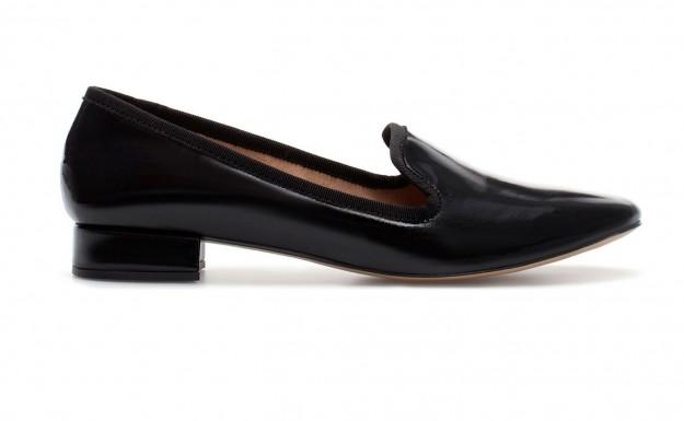Slippers a punta Zara autunno inverno 2013 2014