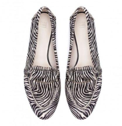 Slippers in pelliccia Zara autunno inverno 2013 2014