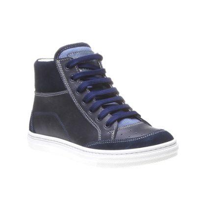 Sneaker alta in camoscio Bata scarpe autunno inverno 2015