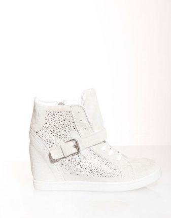 Sneaker con zeppa Pittarello scarpe autunno inverno