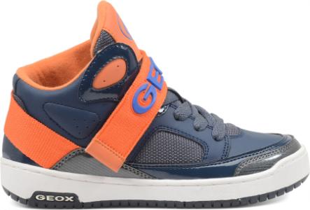 Sneakers alte bimbo Geox scarpe autunno inverno