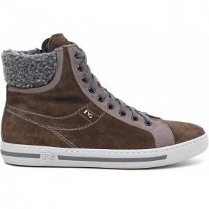 Sneakers alte donna Nero Giardini scarpe autunno inverno 2015