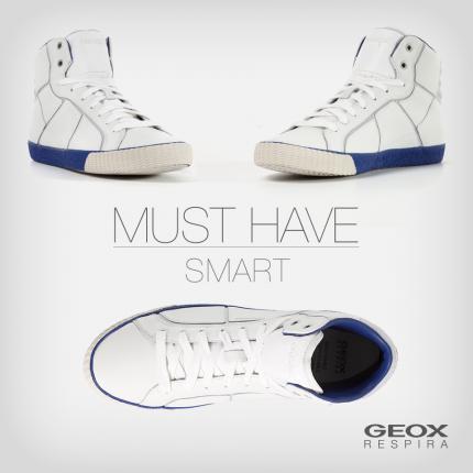 Sneakers alte uomo Geox primavera estate