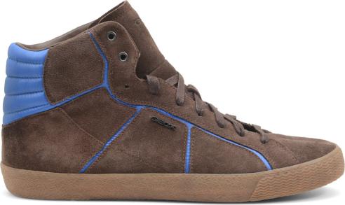 Sneakers alte uomo Geox scarpe autunno inverno